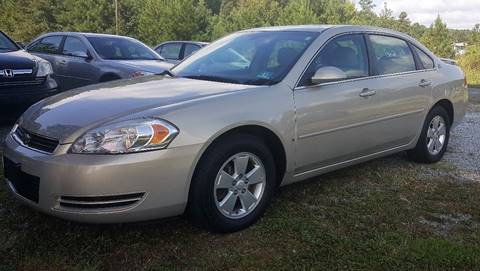 2008 Chevrolet Impala for sale at Progress Auto Sales in Durham NC