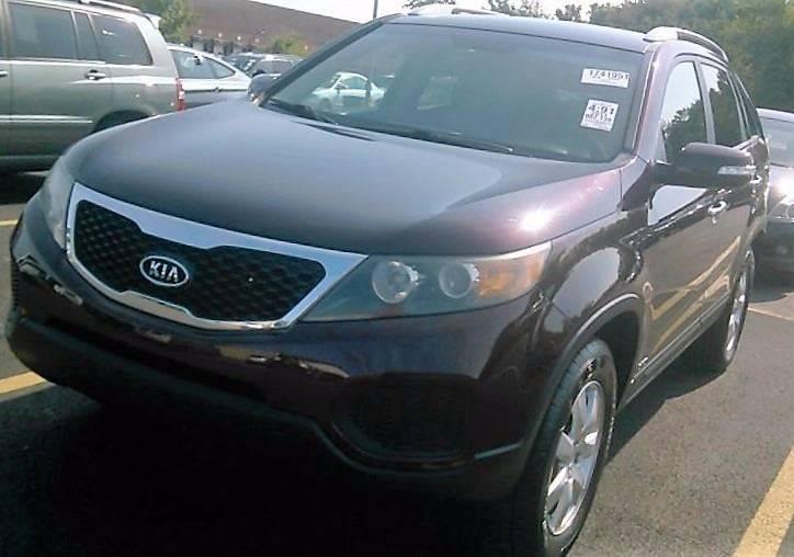 2011 Kia Sorento for sale at Progress Auto Sales in Durham NC