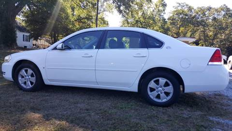 2007 Chevrolet Impala for sale in Durham, NC