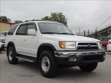 1999 Toyota 4Runner for sale at 123 Car 2 Go LLC in Dallas TX