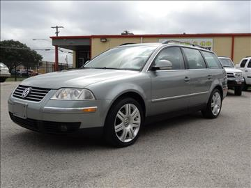 2005 Volkswagen Passat for sale at 123 Car 2 Go LLC in Dallas TX