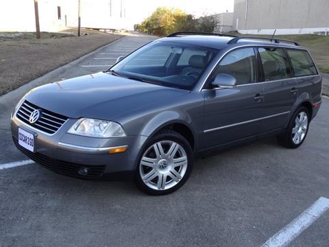 2005 Volkswagen Passat for sale in Dallas, TX