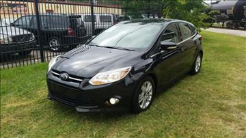 2012 Ford Focus for sale at 123 Car 2 Go LLC in Dallas TX