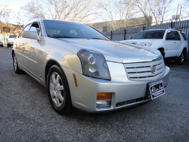 2007 Cadillac CTS for sale at 123 Car 2 Go LLC in Dallas TX