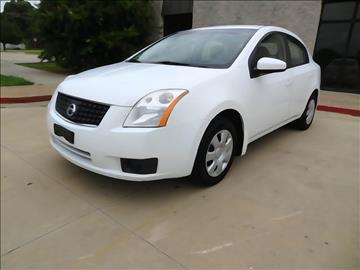 2007 Nissan Sentra for sale at 123 Car 2 Go LLC in Dallas TX