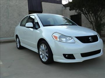 2009 Suzuki SX4 for sale at 123 Car 2 Go LLC in Dallas TX