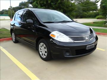 2009 Nissan Versa for sale at 123 Car 2 Go LLC in Dallas TX
