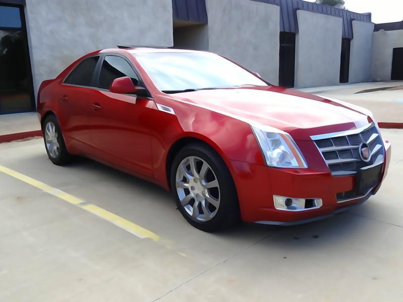 2008 Cadillac CTS for sale at 123 Car 2 Go LLC in Dallas TX