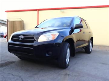 2007 Toyota RAV4 for sale at 123 Car 2 Go LLC in Dallas TX
