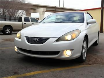 2006 Toyota Camry Solara for sale at 123 Car 2 Go LLC in Dallas TX