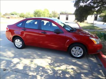 2010 Ford Focus for sale at 123 Car 2 Go LLC in Dallas TX