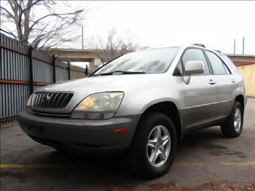 2001 Lexus RX 300 for sale at 123 Car 2 Go LLC in Dallas TX