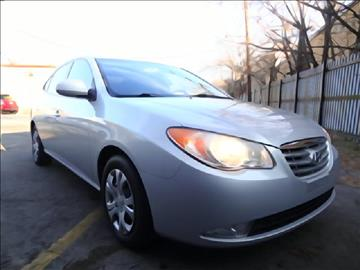2010 Hyundai Elantra for sale at 123 Car 2 Go LLC in Dallas TX