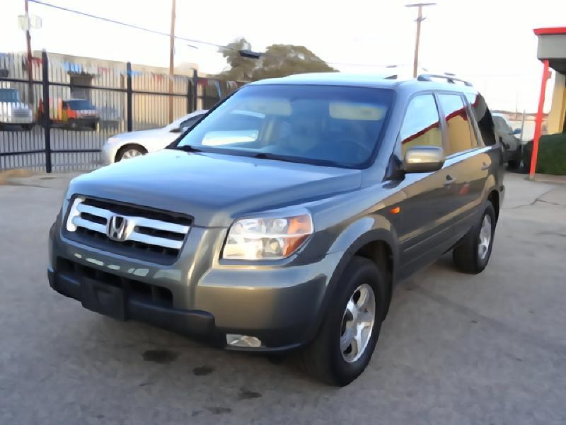 2007 Honda Pilot for sale at 123 Car 2 Go LLC in Dallas TX