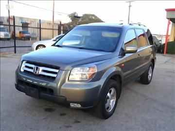 2007 Honda Pilot for sale at 123 Car 2 Go LLC in Dallas TX