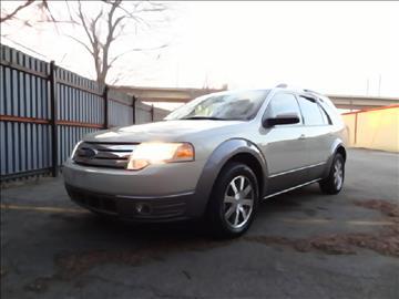 2008 Ford Taurus X for sale at 123 Car 2 Go LLC in Dallas TX