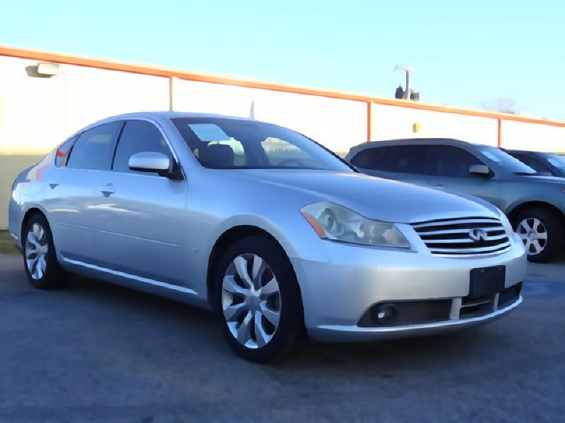 2006 Infiniti M35 for sale at 123 Car 2 Go LLC in Dallas TX