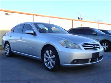 2006 Infiniti M35 for sale at 123 Car 2 Go LLC in Dallas TX