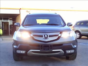 2007 Acura MDX for sale at 123 Car 2 Go LLC in Dallas TX