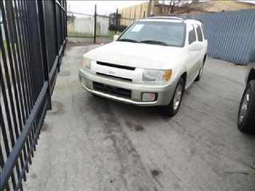 2001 Infiniti QX4 for sale at 123 Car 2 Go LLC in Dallas TX