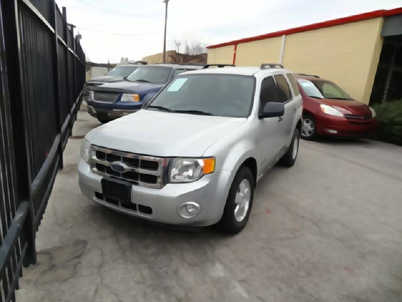 2008 Ford Escape for sale at 123 Car 2 Go LLC in Dallas TX