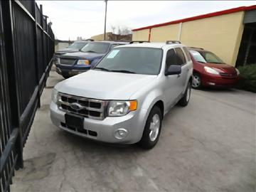 2008 Ford Escape for sale at 123 Car 2 Go LLC in Dallas TX