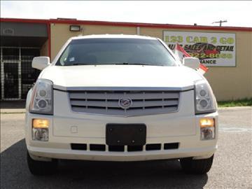 2007 Cadillac SRX for sale at 123 Car 2 Go LLC in Dallas TX