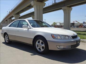 1999 Lexus ES 300 for sale at 123 Car 2 Go LLC in Dallas TX