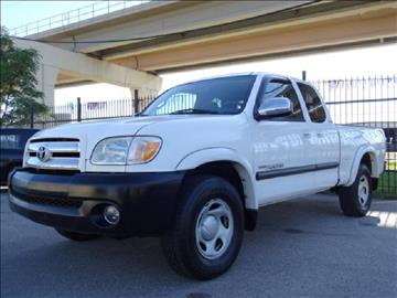 2005 Toyota Tundra for sale at 123 Car 2 Go LLC in Dallas TX