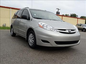 2008 Toyota Sienna for sale at 123 Car 2 Go LLC in Dallas TX