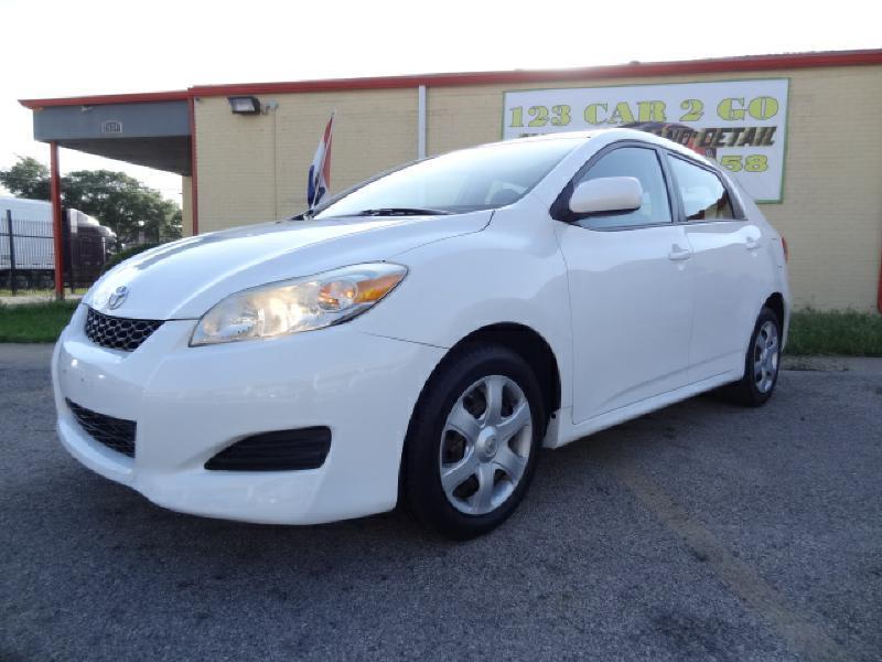 2009 Toyota Matrix for sale at 123 Car 2 Go LLC in Dallas TX