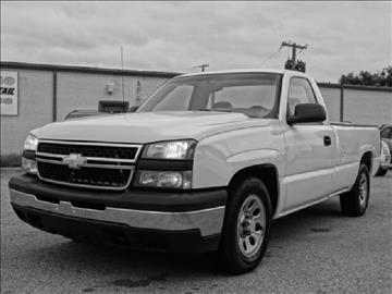 2007 Chevrolet Silverado 1500 Classic for sale at 123 Car 2 Go LLC in Dallas TX