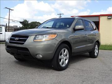 2008 Hyundai Santa Fe for sale at 123 Car 2 Go LLC in Dallas TX
