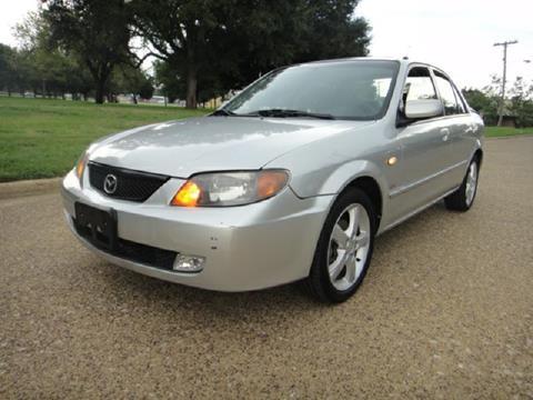2003 Mazda Protege for sale in Dallas, TX