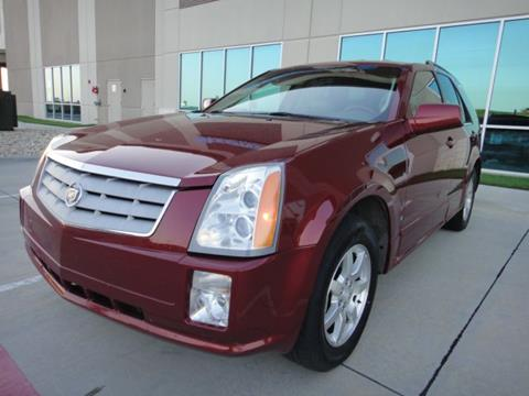 2006 Cadillac SRX for sale at F.M Auto Sale LLC in Dallas TX