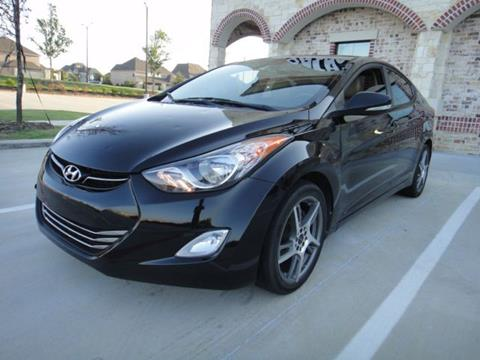 2011 Hyundai Elantra for sale at F.M Auto Sale LLC in Dallas TX