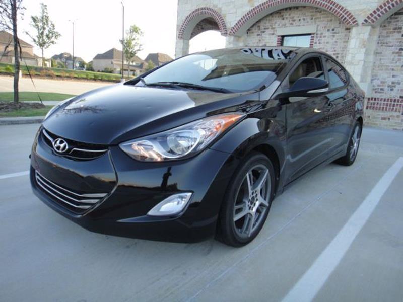 2011 Hyundai Elantra for sale at F.M Auto Sale LLC in Dallas TX
