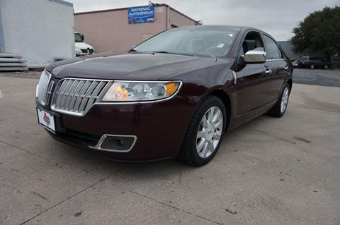 2011 Lincoln MKZ for sale at F.M Auto Sale LLC in Dallas TX