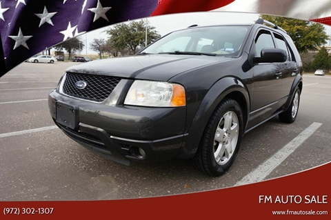 2007 Ford Freestyle for sale in Dallas, TX