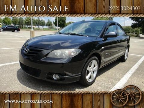 2006 Mazda MAZDA3 for sale in Dallas, TX
