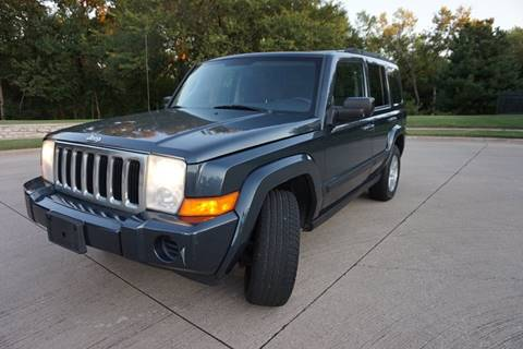2007 Jeep Commander for sale in Dallas, TX