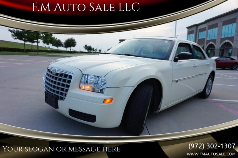 2008 Chrysler 300 for sale at F.M Auto Sale LLC in Dallas TX
