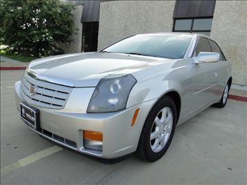 2007 Cadillac CTS for sale at F.M Auto Sale LLC in Dallas TX