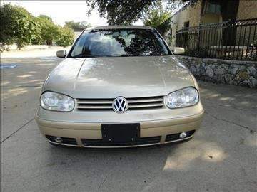 2001 Volkswagen GTI for sale at F.M Auto Sale LLC in Dallas TX