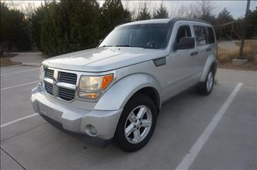 2007 Dodge Nitro for sale at F.M Auto Sale LLC in Dallas TX