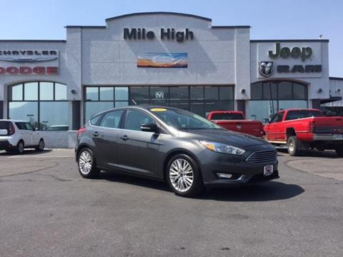 2015 Ford Focus for sale in Butte, MT
