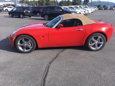 2007 Pontiac Solstice for sale in Butte, MT
