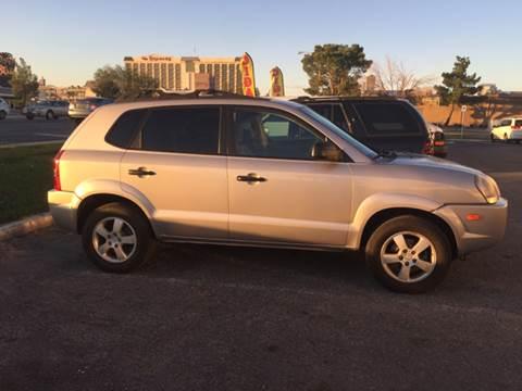2006 Hyundai Tucson for sale in Las Vegas, NV