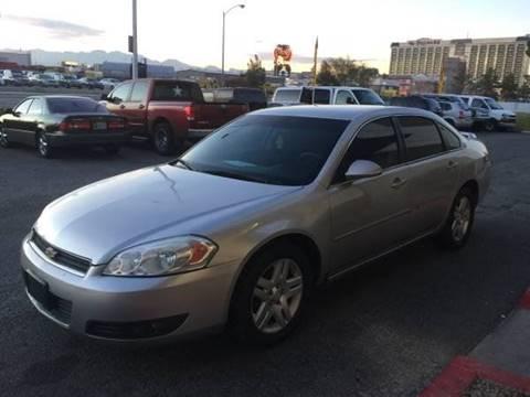 2006 Chevrolet Impala for sale in Las Vegas, NV