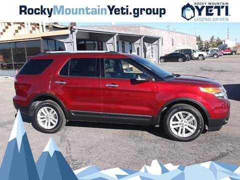 2015 Ford Explorer for sale in Evanston, WY